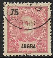 Angra – 1897 King Carlos 75 Réis - Angra
