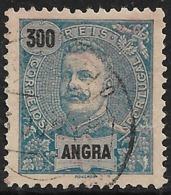 Angra – 1897 King Carlos 300 Réis - Angra