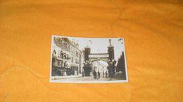 CARTE POSTALE PHOTO ANCIENNE CIRCULEE DE 1919 ?.../ AU DOS JOIGNY..A LA VICTOIRE..PHARMACIE TABAC.. - Joigny