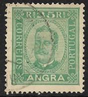 Angra – 1892 King Carlos 25 Réis - Angra