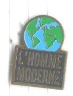 Catalogue L'homme Moderne Globe Terrestre - Médias