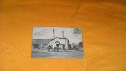 CARTE POSTALE ANCIENNE CIRCULEE DE 1907../ BRAY SUR SEINE.- LA RAPERIE.. CACHETS + TIMBRE - Bray Sur Seine