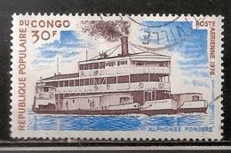 CONGO OBLITERE - Used