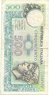 500 LIRE   L09 326575  14-02-1974 - 500 Lire