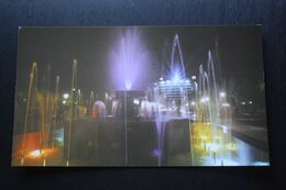 Russia. Chechen Republic - Chechnya. Groznyi Capital, City At Night - Modern Postcard 2000s - Tchétchénie