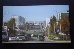 "Russia. Chechen Republic - Chechnya. Groznyi Capital, ""Minutka"" Square - Modern Postcard 2000s - Tchétchénie"