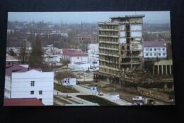 Russia. Chechen Republic - Chechnya. Groznyi Capital Just After War - Modern Postcard 2000s - Tchétchénie