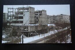Russia. Chechen Republic - Chechnya. Groznyi Capital Just After War, Ex Lenin Prospect - Modern Postcard 2000s - Tchétchénie