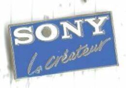 Sony Le Créateur - Marche