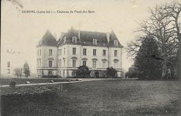 44 DERVAL - Château Du Fond-des-Bois - Derval