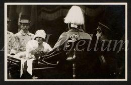Postcard / ROYALTY / Belgique / België / Sweden / Reine Astrid / Koningin Astrid / Leopold III / Antwerpen / 1926 - Antwerpen