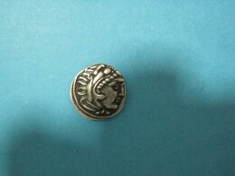 Greek Coin Ar Drachm Of Aleksander The Great, 3.2 Gr. - Griegas
