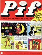 Pif Gadget N°12 - Rahan, Le Grèlé 7/13 - Pif Gadget