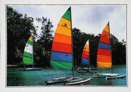 Vanuatu  Lagon Erakor Catamarans   Années 80s - Vanuatu