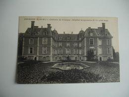 Hopital Temporaire 71 Jouarre Chateau  De Perouse Guerre 14.18 - War 1914-18