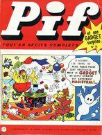Pif Gadget N°11- Jacques Flash - Loup-Noir - Pif Gadget
