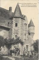 49 Château De La BASSE-GUERCHE (XVIe Siècle) Relevant Autrefois De La Grande-Guerche De St-Aubin-de-Luigné - France