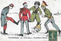Championnat De Football International - Patriotic