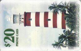Hope Town Harbour Light 20$ - Bahamas