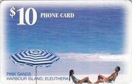 Pink Sand Harbour Island 10$ - Bahamas
