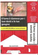 MARLBORO RED SOFT ITALY BOX SIGARETTE - Boites à Tabac Vides
