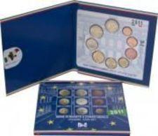 Italy Euro Coins Set 2011 - Italie
