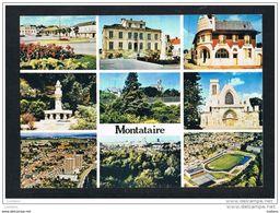 Montataire - Stade Stadium Estadio - France - Montataire