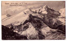 7407 - Tenda ( Monte Bego ) Piemonte - Escursione Di Tenda - éd. M.Abbona - - Italia