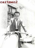 ANTONIO PALLANTE ATTENTATO COMUNISTA PALMIRO TOGLIATTI VESPA SCOOTER MOTOBIKE ITALIA MOTO WALT-DISNEY - Automobile