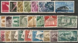 1956-7-años Completos-USADO - Spanien