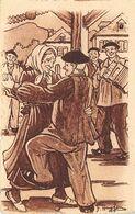 Bearne Et Pays Basque Non Classés    64    Illustrateur  Huygens   Mieux Que La Rumba   (voir Scan) - Unclassified