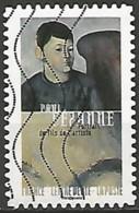 FRANCE AUTOADHESIF N° 1259 OBLITERE - KlebeBriefmarken