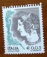 2003 ITALIA Donne Nell'arte 0,05 € • Nuovo - 2001-10: Mint/hinged