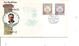 Armoiries ( FDC Des Philippines De 1959 à Voir) - Covers