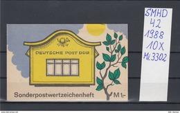 DDR Michel Kat.Nr.  SMHD  42  (Inhalt Postfr 10x3302) - [6] República Democrática