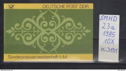 DDR Michel Kat.Nr.  SMHD Postfr 23a (Inhalt Postfr 10x3101) - [6] República Democrática