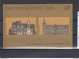 DDR Michel Kat.Nr.  SMHD Postfr 21a (Inhalt Postfr 10x3231) - [6] República Democrática