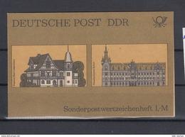 DDR Michel Kat.Nr.  SMHD Postfr 21b (Inhalt Postfr 10x2924) - [6] República Democrática