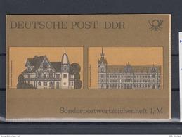 DDR Michel Kat.Nr.  SMHD Postfr 21a (Inhalt Postfr 10x3101) - [6] República Democrática
