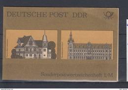 DDR Michel Kat.Nr.  SMHD Postfr 21a (Inhalt Postfr 10x2957) - [6] República Democrática