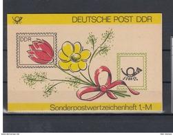 DDR Michel Kat.Nr.  SMHD Postfr 20a (Inhalt Postfr 10x3067) - [6] República Democrática
