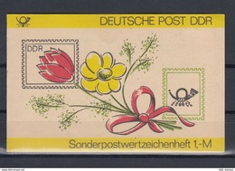DDR Michel Kat.Nr.  SMHD Postfr 20a (Inhalt Postfr 10x2976) - [6] República Democrática