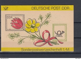 DDR Michel Kat.Nr.  SMHD Postfr 20a (Inhalt Postfr 10x2972) - [6] República Democrática