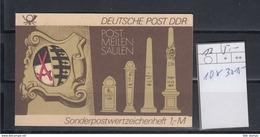 DDR Michel Kat.Nr.  SMHD Postfr 13 (Inhalt Postfr 10x3015) - [6] República Democrática