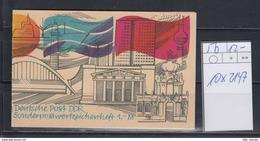 DDR Michel Kat.Nr.  SMHD Postfr 5b (Inhalt 10x2147) - [6] República Democrática