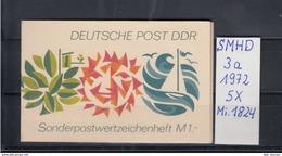 DDR Michel Kat.Nr.  SMHD Postfr 3a (Inhalt 5x1824) - [6] República Democrática