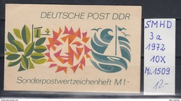 DDR Michel Kat.Nr.  SMHD Postfr 3a (Inhalt 10x1509) - [6] República Democrática