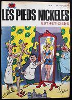 BD LES PIEDS NICKELES - 70 - Les Pieds Nickelés Esthéticiens - EO 1971 - Pieds Nickelés, Les