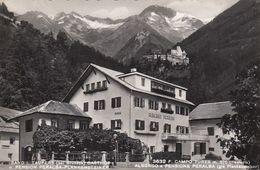 TAUFERS-CAMPO TURES-BOZEN-BOLZANO-ALBERGO PENSIONE=PERALBA=CARTOLINA VERA FOTOGRAFIA- VIAGGIATA IL 18-9-1967 - Bolzano (Bozen)