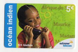ANTILLES FRANCAISE OUTREMER TELECOM OCEAN INDIEN - Antilles (Françaises)